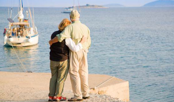 Senior longstay travel insurance